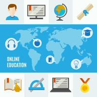 concept plat elearning