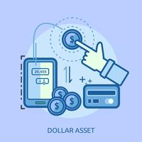 Yen Asset Conceptuel illustration Design
