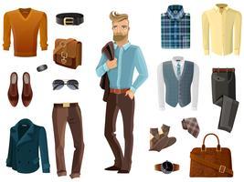jeu de mode homme