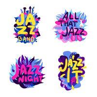 Ensemble de composition pour thème jazz