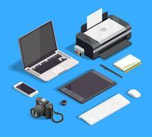 Set de design graphique vecteur
