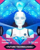 Affiche Future Technologies