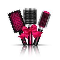 Composition de brosse à cheveux