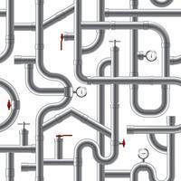 Modèle sans couture de système de tuyau