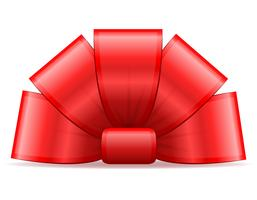 arc pour illustration vectorielle cadeau