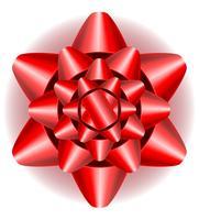 arc pour illustration vectorielle cadeau vecteur