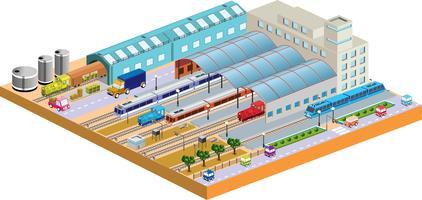 Station 3D