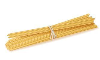 illustration vectorielle de pâtes