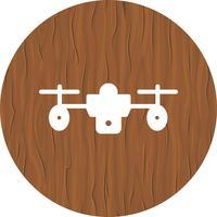 conception d'icône de drone