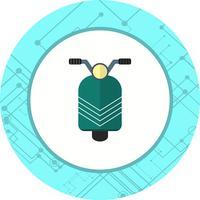 conception d'icône de scooter
