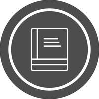Livres Icône Design vecteur