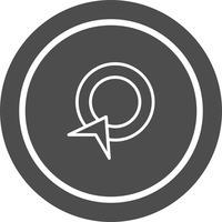 Conception d'icône Pay Per Click