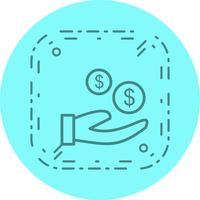 Conception d'icône d'acheteur