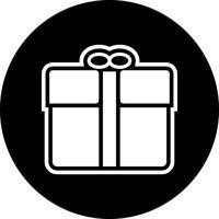 Conception d'icône cadeau