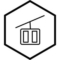 Télésiège Icon Design