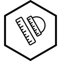 géométrie scénographie icône