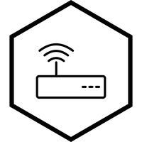 Conception d'icônes WiFi