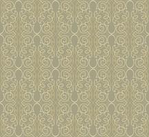 Modèle sans couture abstraite. Ornement de ligne tourbillon rétro.