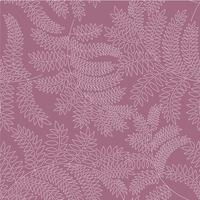 Floral pattern sans soudure. Flourish feuilles en toile de fond vecteur