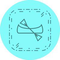 Conception d'icônes de canoë