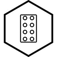 Comprimés Icon Design