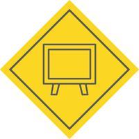 conception d'icône de tableau