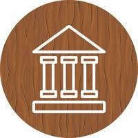Conception d'icônes de l'institut éducatif