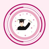 Obtenir un diplôme en icône