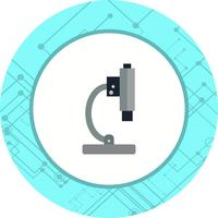 conception d'icône de microscope