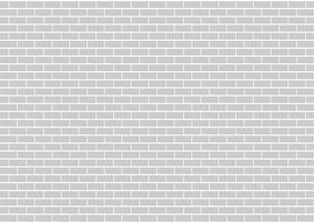 mur de brique en céramique vecteur
