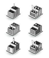 Bâtiments isométriques