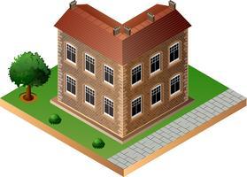 Image stylisée d'un vecteur