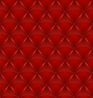 fond transparent de sellerie cuir rouge