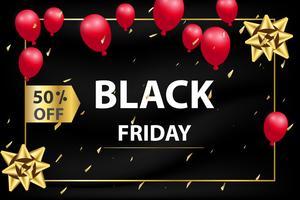vendredi noir réduit pour les achats en ligne