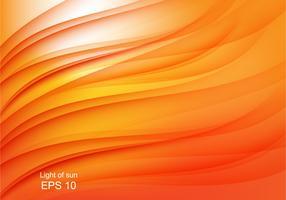 abstrait orange vecteur