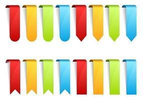 Ensemble Vector Web Ribbons