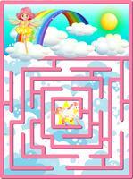 puzzle vecteur