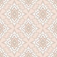 Motif de fleurs sans soudure Ornement floral abstrait. Texture de tissu oriental