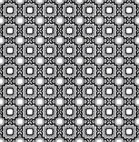 Motif de lignes sans soudure. Ornement floral abstrait. Texture géométrique
