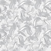 Motif floral Fond transparent de fleurs. Jardin d'ornement s'épanouir