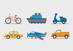 Clipart de transport