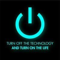 Éteindre bouton signe vecteur