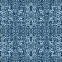 Motif géométrique abstrait Texture transparente de la vague. Ornement floral vecteur