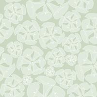 Motif de fleurs de fond sans couture florale.