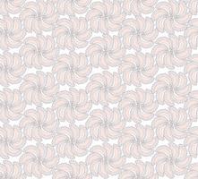 Modèle de tuile orientale abstraite. Ornement géométrique