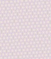 Motif ethnique floral abstrait. Ornement géométrique. Fond transparent oriental.