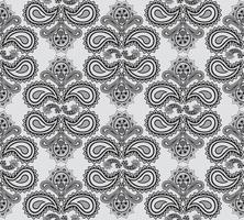 Floral pattern sans soudure. Texture orientale. Ornement de fleurs