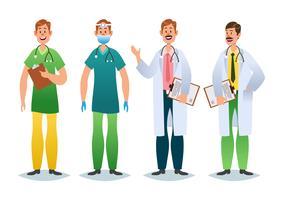 Caractères de la santé