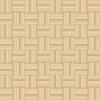 Modèle de forme géométrique abstraite. Ornement carré. Fond de tuile vecteur