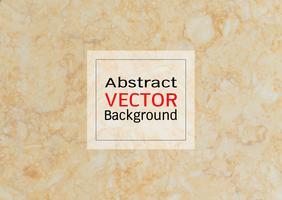 Texture marbre de vecteur marron.